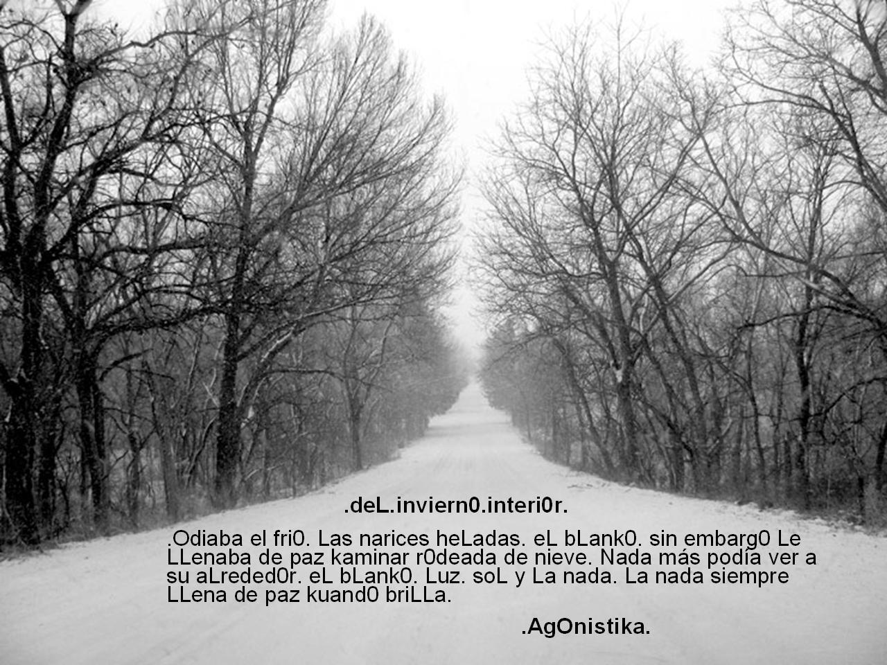 Del Invierno Interior Anaán Y Amigos
