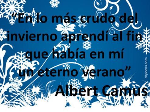 MIÉRCOLES 19 DE SEPTIEMBRE DE 2012. POR FAVOR DEJEN SUS MJES. DIARIOS AQUÍ. GRACIAS!! Albert-camus-frase