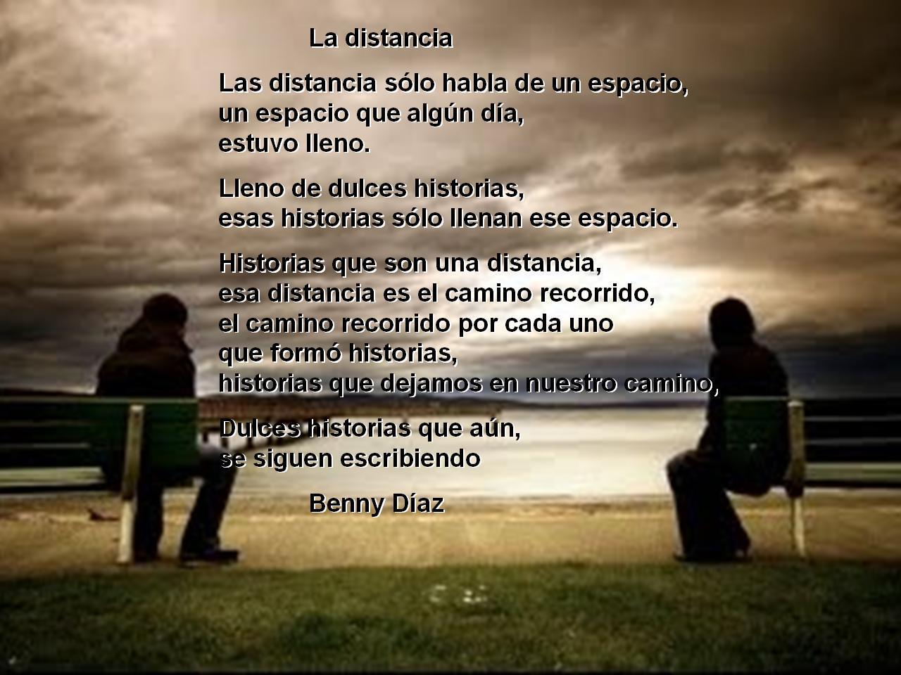 Benny Diaz 001 La distancia