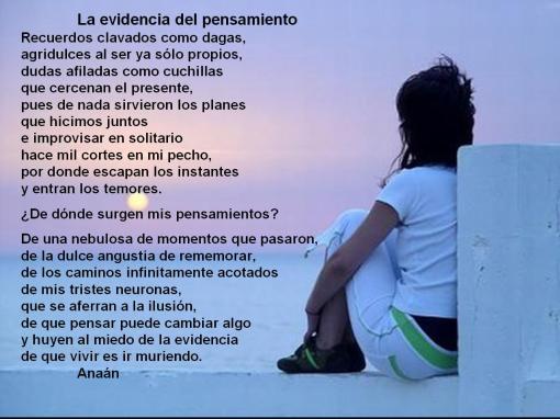 Anaan-135-La evidencia del pensamiento